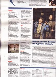 La Repubblica - 18 febbraio 2015- pag.XVI Milano