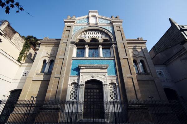 2015 Sinagoga