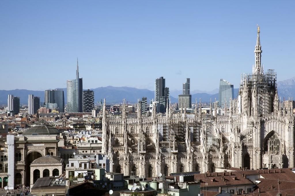 2015 i 19 grattacieli di Milano
