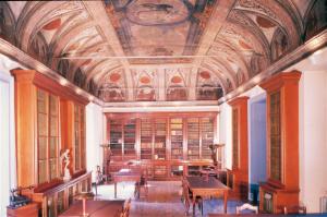 Palazzo Landriani Biblioteca