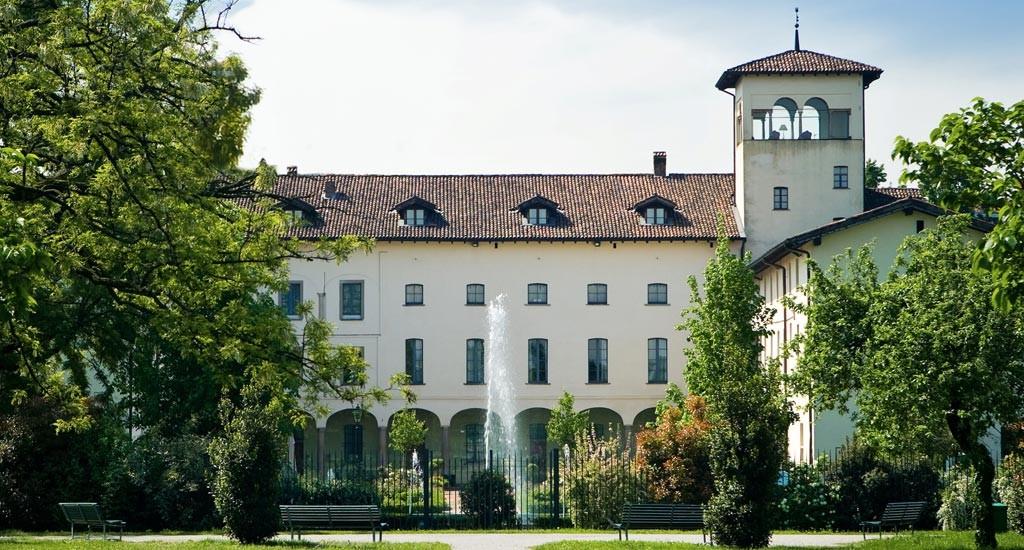 Citt nascosta milano villa torretta for Villa torretta