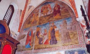San Bernardino alle monache affreschi