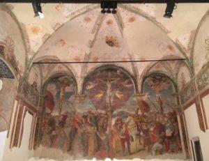 umantaria affreschi